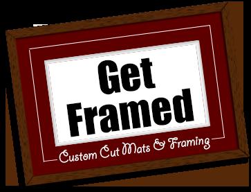 custom frame mats words louisiana bucket brigade. Black Bedroom Furniture Sets. Home Design Ideas
